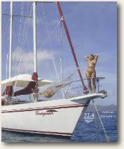 Nude Sailing Clothing Optional Yacht Charter Vacations Yacht Flamboyance