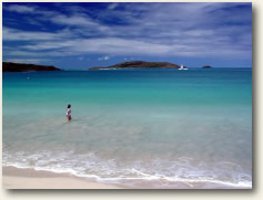 Culebra Beach, Spanish Virgin Islands Sailing