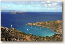 Colombier St. Barths - St Martin Sailing Yacht Charter Itinerary