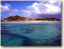 Ile Pinel St Martin Sailing Yacht Charter Itinerary