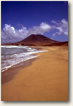 Statia Island Dutch Antilles beach