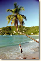 Tortola BVI British Virgin Islands crewed yacht charter