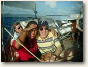Lesbian cruise Caribbean Gay Sailing LGBT Travel Yacht Charters
