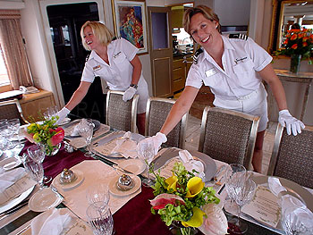 Five Star Corporate Event on a Yacht Charter