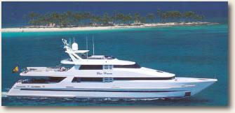 Luxury Mega Yacht Charters