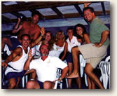 bachelor party BVI Yacht Charter Event