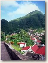 Saba Dutch Antilles Sailing Itinerary