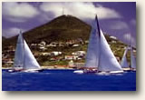 St Martin Sailing Yacht Charter Itinerary