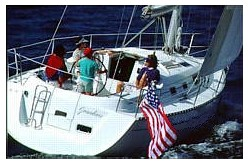 Sailing Courses Caribbean