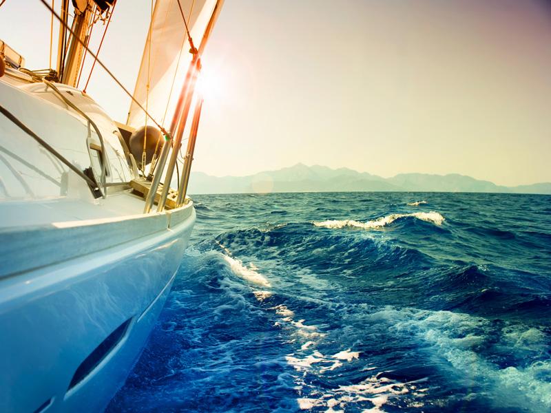 Sailing Adventure as Crew