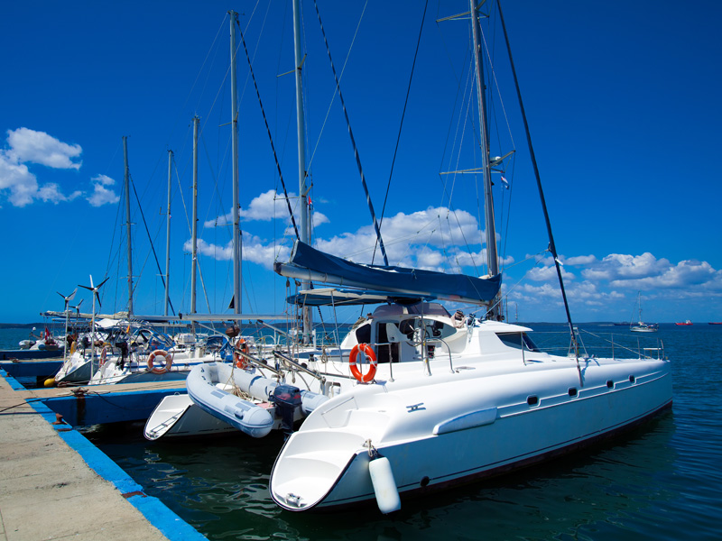 Why a Private Crewed Yacht Charter Vacation