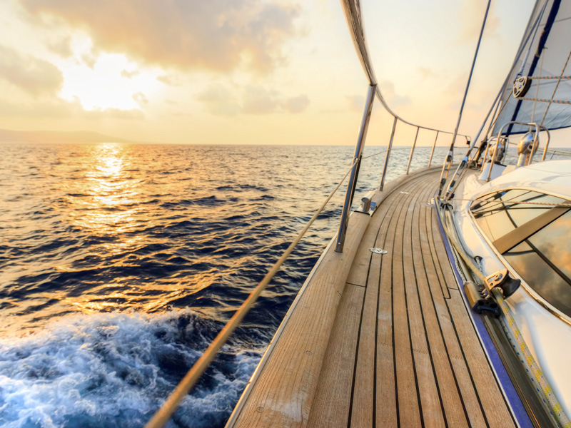 Motor Yacht Charter and Sailing Adventures