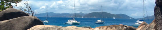 US and British Virgin Islands Caribbean Sailing Destination