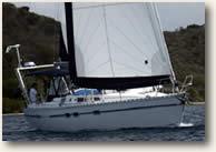 Monohull Sailing Yacht Charter