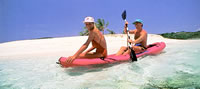 Kayaking Virgin Islands Yacht charter vacations