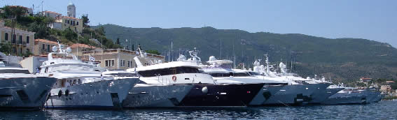 Greece Yacht Charter or Sailing Vacation Holiday