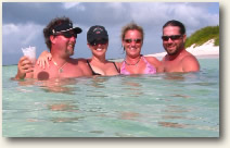Our British Virgin Islands Sailing Vacation