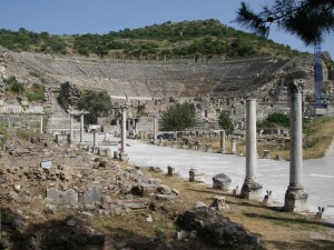 Ancient Ruins Turkey vacation itinerary