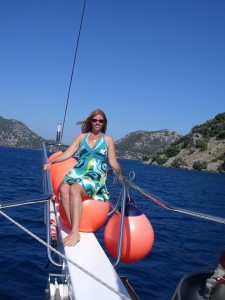 Jillian Mara owner In The Wild Yacht Charters
