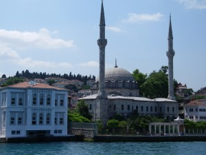 Istanbul Turkey sailing holiday