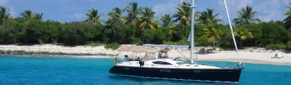 Pacific Ocean sailing vacations